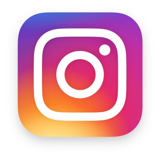 New Instagram icon full size